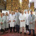 Ángel Ibáñez pone en valor la industria agroalimentaria como fijadora de población en la provincia