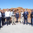 """Fernández Mañueco: """"Es necesario un plan forestal que garantice la protección del medio ambiente, pero que sea compatible con el desarrollo industrial"""""""
