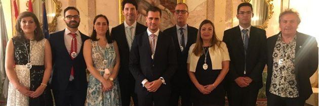 Pablo Pérez: «Haremos un trabajo serio y responsable en el que primen los intereses de los segovianos»