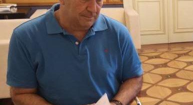 El Comité Electoral Nacional designa a Miguel Ángel de Vicente como Presidente de la Diputación