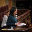 Beatriz Escudero, portavoz en la Comisión de Calidad Democrática y lucha contra la Corrupción