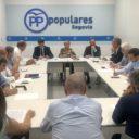 El Comité de Dirección del PP prepara la programación del Partido para los próximos meses