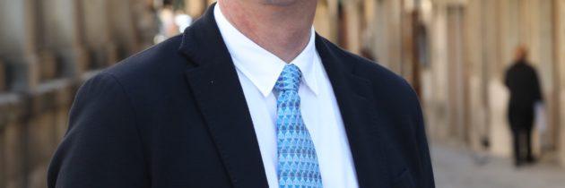 El Coordinador del PP de Segovia, José Mazarías, nuevo Delegado Territorial