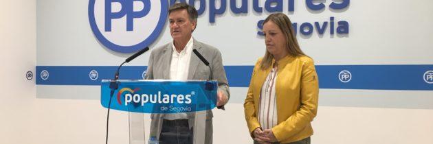 """Vázquez asegura que el PSOE utiliza una """"doble vara de medir"""" perjudicando a los castellanos y leoneses"""