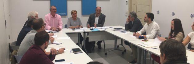 El Comité de Campaña del PP realiza la planificación hasta el 10 de noviembre