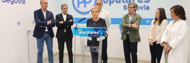 El PP aspira a lograr dos diputados y tres senadores