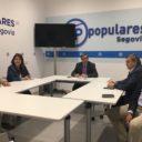 Paloma Sanz y Jesús Postigo lideran las listas al Senado y al Congreso
