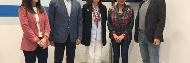 """Sandra Moneo: """"Nosotros aspiramos a que nuestro sistema educativo sea uno de los mejores del mundo"""""""