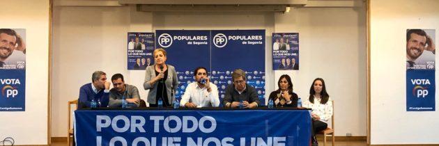 El PP impulsará un Plan de Desarrollo de la España Rural para fomentar la actividad económica, la diversificación, la creación de empleo y el emprendimiento