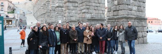 Alfonso Fernández Mañueco pide el voto de centro derecha para el PP