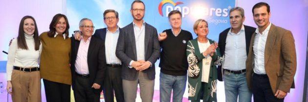 """Javier Maroto subraya que """"lo que nos une a todos los votante de centro- derecha es que no queremos a Sánchez"""""""