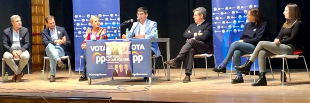 Paloma Sanz y Jesús Postigo aseguran que sostener el Estado de Bienestar no exige gastar más sino gastar mejor