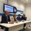 El Comité Ejecutivo del PP analiza la situación política actual, después de las elecciones de noviembre