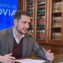 """Pablo Pérez: """"Que nos explique la alcalesa cómo se reactiva la economía de la ciudad contratando empresas de fuera"""""""