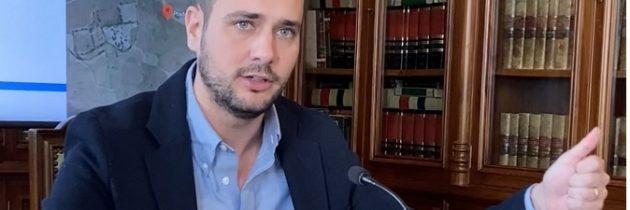 Pablo Pérez propone una mesa de trabajo para traer el Centro Logístico de Defensa a Segovia