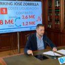 Liquidar el contrato del aparcamiento de José Zorrilla le cuesta al Ayuntamiento casi 5 millones de euros.