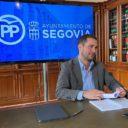 """Pablo Pérez: """"El gobierno de Clara Luquero ha dejado de invertir en la ciudad 4,5 millones de euros"""""""