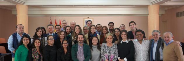 Paloma Sanz participa en el II Encuentro de Partidos Políticos Iberoamericanos