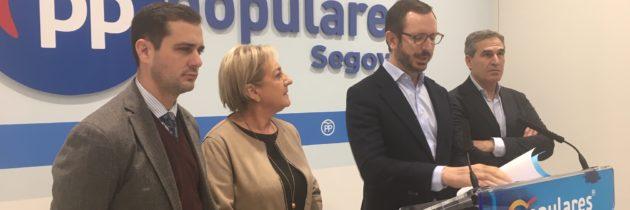 Maroto reafirma su compromiso con Castilla y León al triplicar al PSOE en el reparto de portavocias de las comisiones