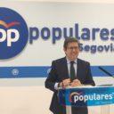 Jesús Postigo insta al Ayuntamiento de Segovia a que presente un proyecto para albergar el Centro Logístico del Ejército de Tierra
