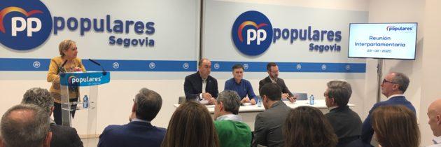 Javier Maroto pide a Tudanca que llame a Sánchez para que pague los 142 millones del IVA