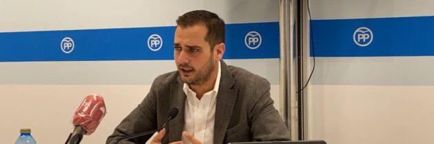 Pablo Pérez pide a la alcaldesa Clara Luquero que explique a los segovianos porqué ha contratado a un arquitecto salmantino para ejecutar las pistas deportivas del Tejerín
