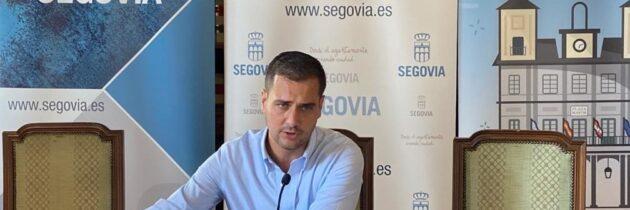 """Pablo Pérez: """"Nuestra línea roja es y será siempre, el mantenimiento de los puestos de trabajo en el aparcamiento de la estación de autobuses"""""""