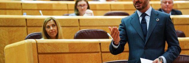 """Maroto: """"Su intento de tapar el caso DinaIglesias no es compatible con la democracia"""""""