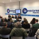 El PPCyL presentará mociones en defensa del sector remolachero-azucarero en todos los Ayuntamientos y Diputaciones