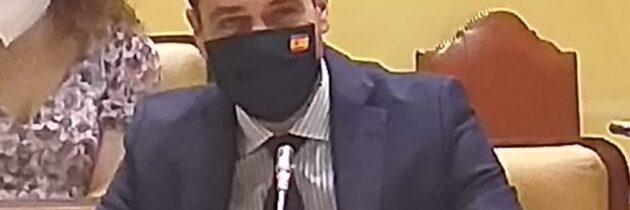 """Pablo Pérez: """"El gobierno central ha recurrido al chantaje a los ayuntamientos en vez de buscar otras fórmulas de financiación"""""""