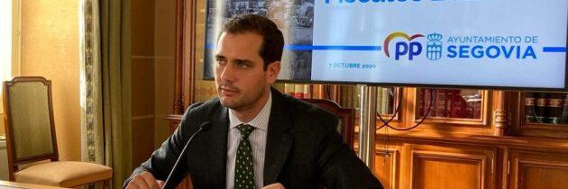 Pablo Pérez propone una rebaja fiscal por valor de 3,5M€
