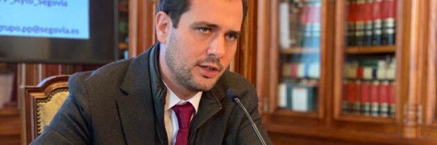 """Pablo Pérez: """"La hostelería de toda la ciudad necesita que el gobierno municipal esté de su lado"""""""