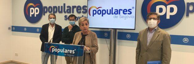 """Los parlamentarios del PP aseguran que los PGE suponen """"más gasto, más déficit, más deuda, más impuestos y más desempleo"""""""