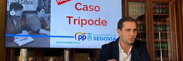 """Pablo Pérez: """"Gina Aguiar debe dejar el Ayuntamiento porque un juez ha ratifica-do que ha actuado de forma irregular"""""""