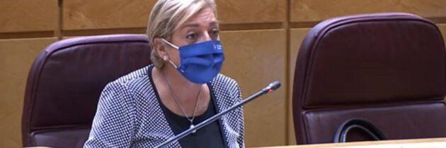 Paloma Sanz pide al Gobierno suprimir las numeraciones 902 y 901 en los servicios de atención al cliente
