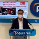 Pablo Pérez exige el cumplimiento de la moción de la estación de autobuses y pide a la alcaldesa que deje de faltar al respeto