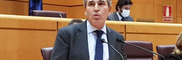 """Sanz Vitorio: """"Subir el nivel de protección del lobo es una medida política amparada en el eco fundamentalismo radical"""""""