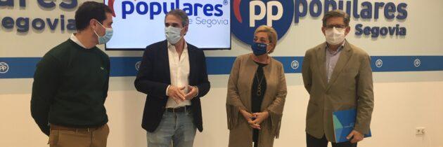 Los parlamentarios del PP aseguran que de las 2.338 solicitudes del Ingreso Mínimo Vital, sólo 390 se han resuelto favorablemente en Segovia
