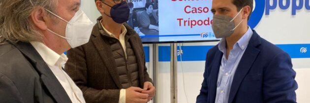 Cultura fragmentó los 27.000 euros del contrato a Trípode Cultural en tres partes
