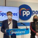 Vázquez destaca que los diferentes informes sobre dependencia, educación y sanidad en Castilla y León respaldan la política de la Junta