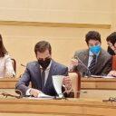La alcaldesa impide el voto secreto en la moción del PP para la dimisión de Gina Aguiar