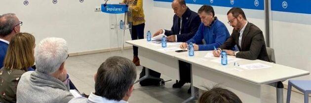 """Paloma Sanz: """"El Partido Popular cumple su compromiso con los ciudadanos y la supresión del impuesto de sucesiones y donaciones así lo refrenda"""""""
