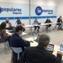 Paloma Sanz presenta su candidatura a la reelección como Presidenta del PP