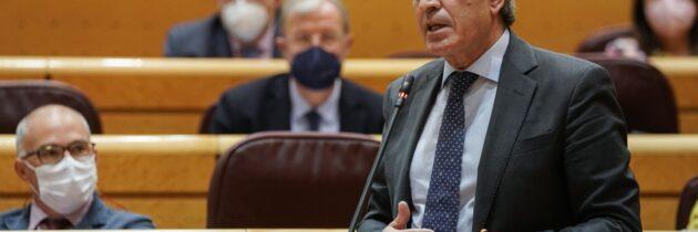 Sanz Vitorio exige al Gobierno que extienda la devolución del IVA a todas las CCAA