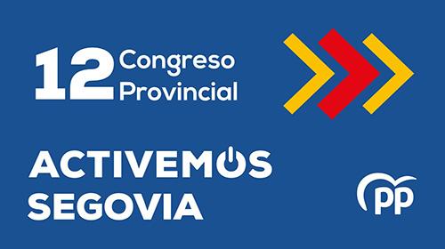 Galería de fotos del 12 Congreso Provincial - Activemos Segovia