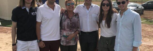 NNGG muestra su apoyo a Paloma Sanz
