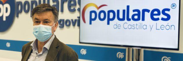 """Francisco Vázquez: """"Los ciudadanos de Castilla y León saben que el PP tiene la experiencia y solvencia necesarias para capitanear la recuperación económica"""""""