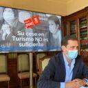 """Pablo Pérez: """"Con el anuncio del cese de Gina Aguiar la alcaldesa está intentando salvarse a sí misma"""""""