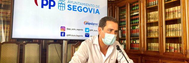 """Pablo Pérez: """"No vamos a ser cómplices del despido de 7 mujeres y del maquillaje de las cifras del PSOE"""""""