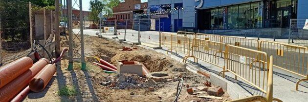 El PP en el Ayuntamiento pide al gobierno socialista una solución definitiva y con garantías en la calle Guadarrama